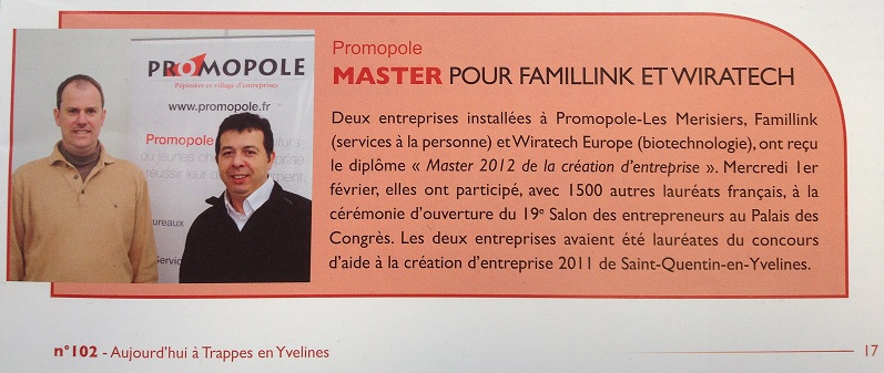 Trappes promopole